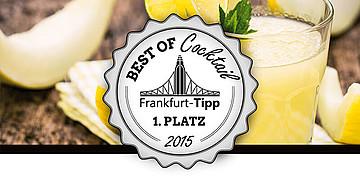 Sommerzeit ist Cocktail-Zeit: Frankfurt-Tipp sucht den leckersten Cocktail in Frankfurt und Umgebung!