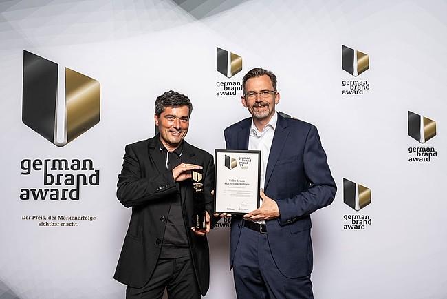 Machergeschichten von Gelbe Seiten gewinnt Gold beim German Brand Award 2019