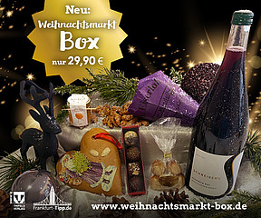 Weihnachtsmarkt to go: Die Box ist da!