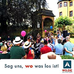 Gratis Service für Veranstalter und Vereine: Event melden auf wo.de