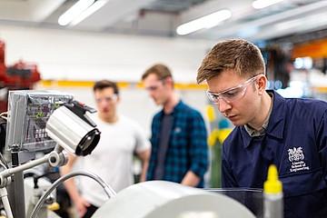 'Bündnis Ausbildung Hessen' appelliert an Betriebe