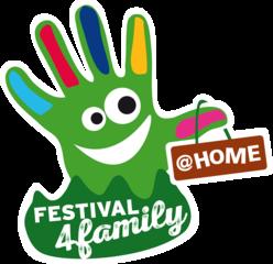 Festival4Family @home: Das größte Online-Familienfestival Deutschlands