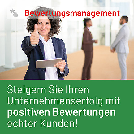 BEWERTUNGSMANAGEMENT