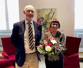 Prof. Dr. Annette Kehnel neue Vorsitzende des Stiftungsrates der Ekkehard Stiftung