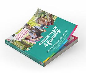 Geschenk-Tipp: Das neue RheinMain4Family Couponbuch für Familien ist da