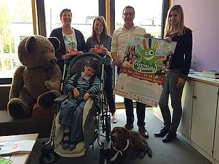 Trifels Verlag unterstützt die Bärenherz Stiftung mit dem Festival4Family 2015 und dem RheinMain4Family Couponbuch
