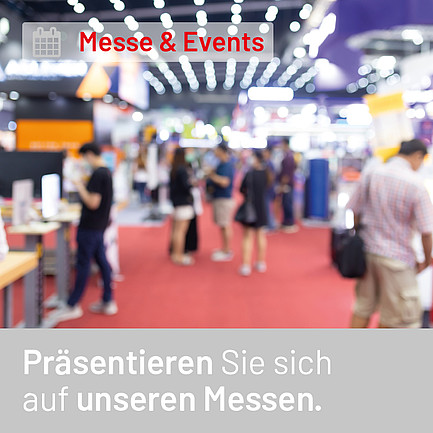 MESSE & EVENTS