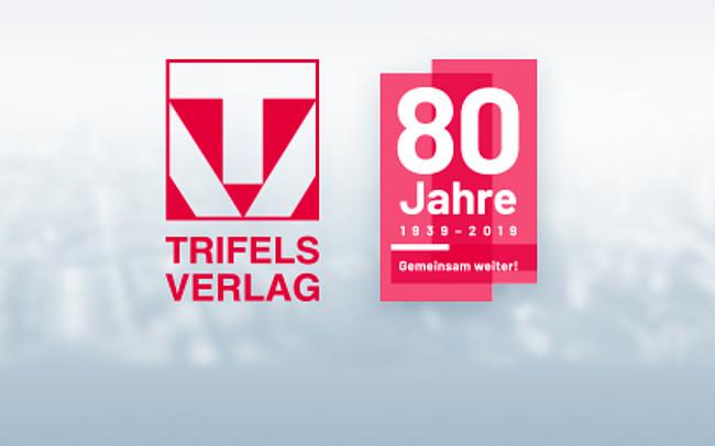 Gemeinsam in die Zukunft: Trifels Verlag feiert 80. Geburtstag