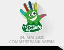 FestivalFamily am 26. Mai 2019 - Commerzbank-Arena Frankfurt