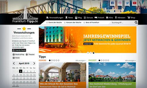Trifels Verlag Frankfurt-Tipp Portal