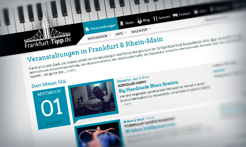 Trifels Verlag Frankfurt-Tipp Veranstaltungskalender