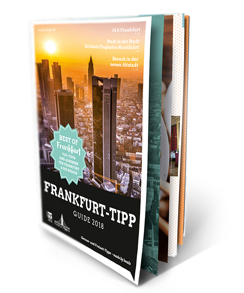 Trifels Verlag Frankfurt-Tipp Guide