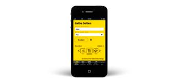Gelbe Seiten Mobil