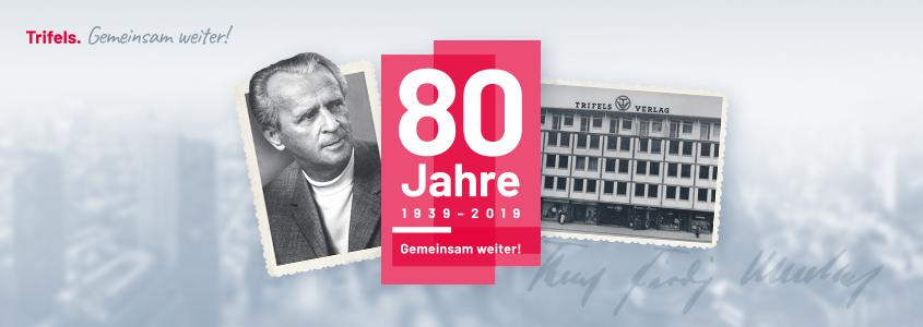 80 Jahre Trifels Verlag
